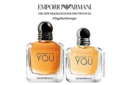Emporio Armani Because It's You Stronger With You Collection