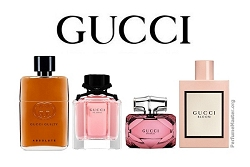 Gucci Perfume Collection 2017