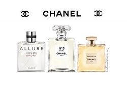 Chanel Perfume Collection 2017