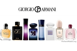 Giorgio Armani Perfume Collection 2017