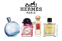 Hermes Perfume Collection 2017