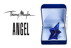 Thierry Mugler Angel Deep Blue Collector Edition 2017