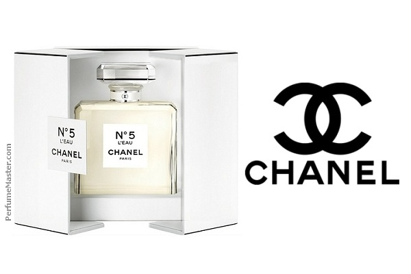 Chanel No 5 L'Eau Grand Flacon Crystal Luxury Perfume