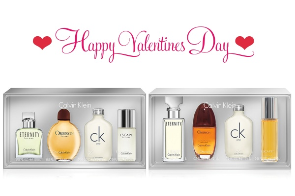 Perfume Gift Set Deals for Valentine's Day 2018