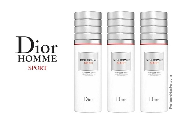 Dior Homme Sport Very Cool Spray New Fragrance