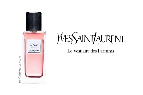 Yves Saint Laurent Le Vestiaire Blouse New Perfume