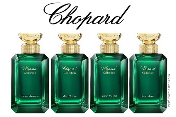 Chopard Collection Gardens of Paradise New Perfumes 2018