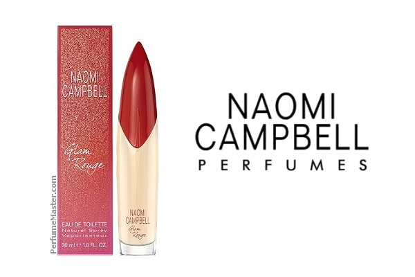 Naomi Campbell Glam Rouge New Perfume