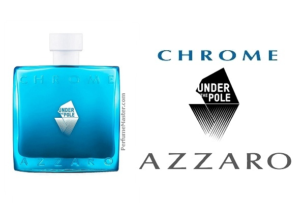 Azzaro Chrome Under The Pole New Fragrance
