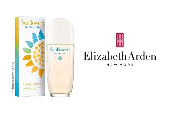 Elizabeth Arden Sunflowers Summer Air New Perfume