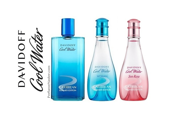 Davidoff Cool Water Caribbean Summer New Perfume Collection 2018