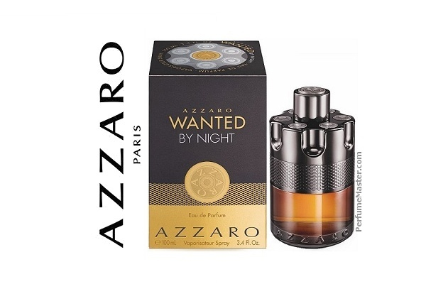 Azzaro Wanted by Night New Fragrance