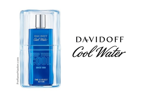 Davidoff Cool Water The Coolest Edition New Fragrance