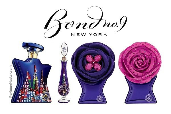 Bond No 9 New York Nights and Spring Fling New Swarovski Edition