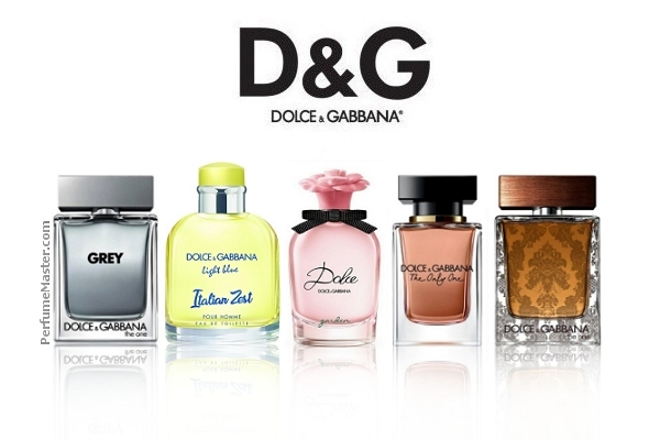 Dolce and Gabbana Perfumes 2018
