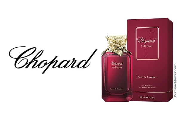 Chopard Rose de Caroline New Fragrance