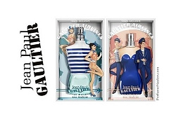 Gaultier Airlines Classique – Le Male Editions New Perfumes 2018
