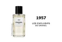Chanel Les Exclusifs 1957 Limited Edition Perfume