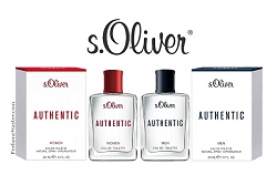 s.Olilver Authentic Men Women Perfume Collection