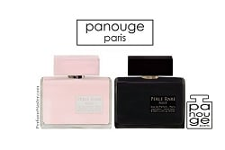 Perle Rare Rose and Perle Rare Nuit from Panouge