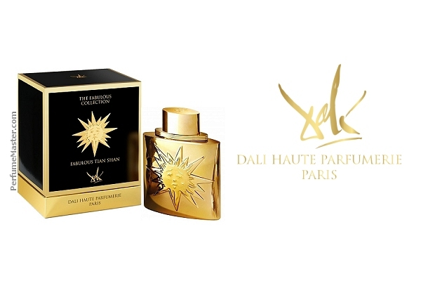 Salvador Dali Fabulous Tian Shan New Fragrance