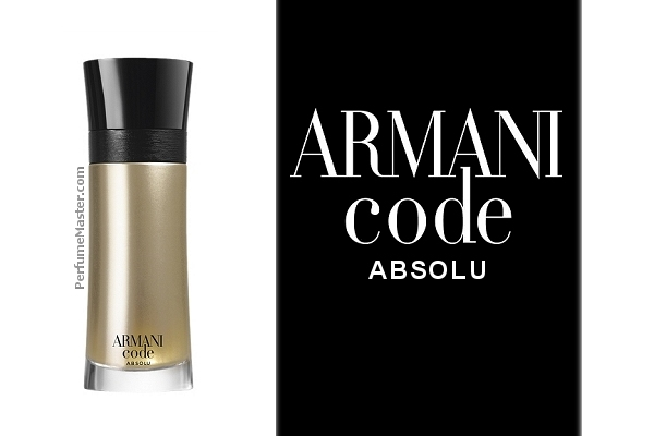 Giorgio Armani Code Absolu New Fragrance Perfume News