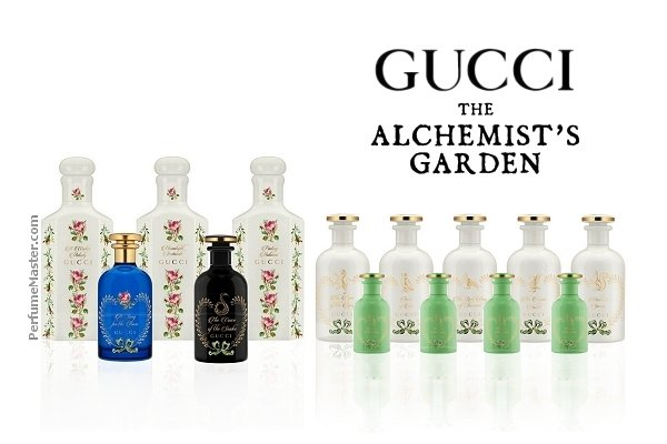 Gucci The Alchemist's Garden Collection New Perfumes