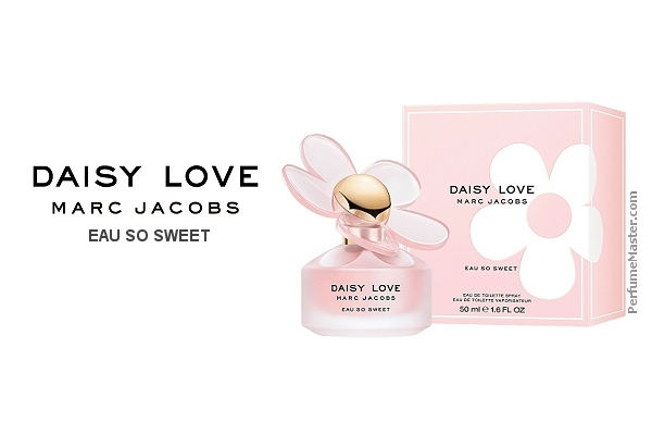 Marc Jacobs Daisy Love Eau So Sweet New Perfume