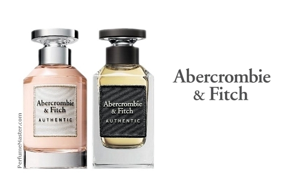 Abercrombie & Fitch Authentic Perfume Collection