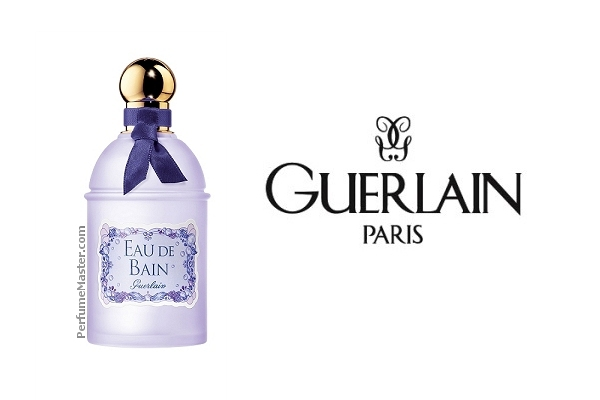 Guerlain Eau de Bain New Fragrance
