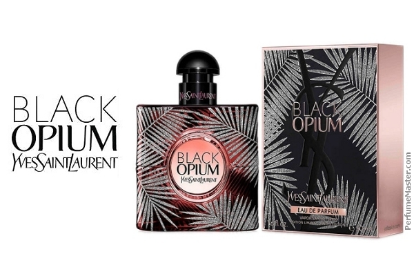 YSL Black Opium Exotic Illusion New Limited Edition