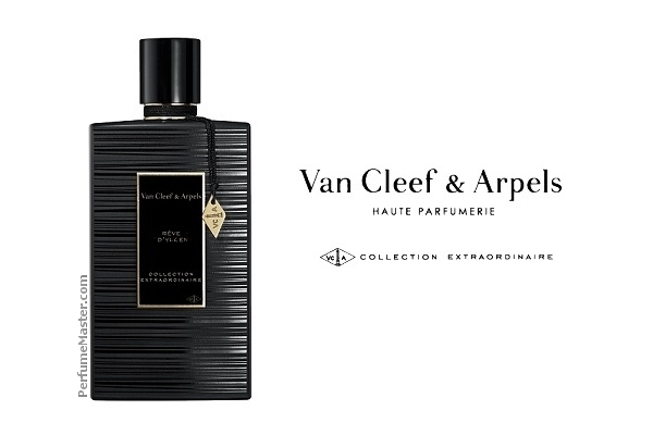 Van Cleef & Arples Collection Extraordinaire Reve d'Ylang