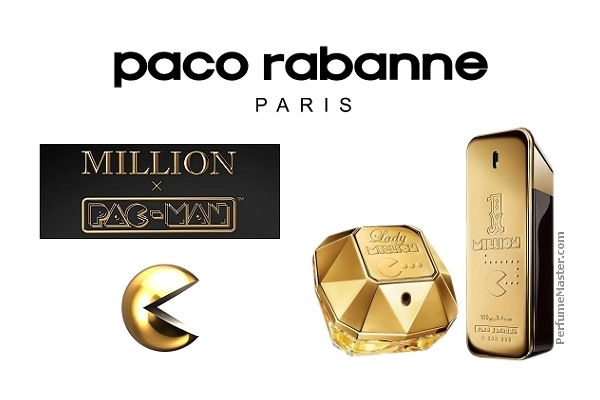 Paco Rabanne Million Pac-Man Collector Editions