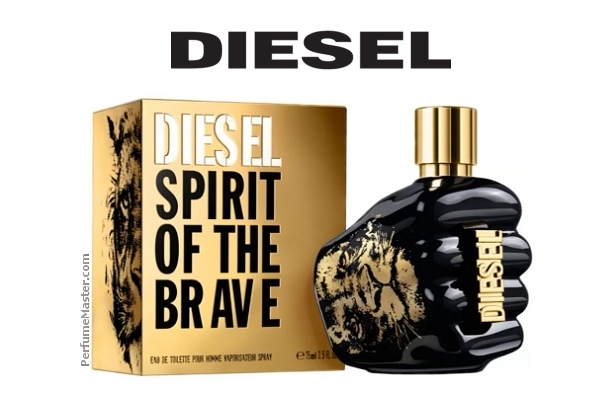 Diesel Spirit of the Brave New Fragrance