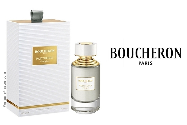 Boucheron La Collection Patchouli d'Angkor
