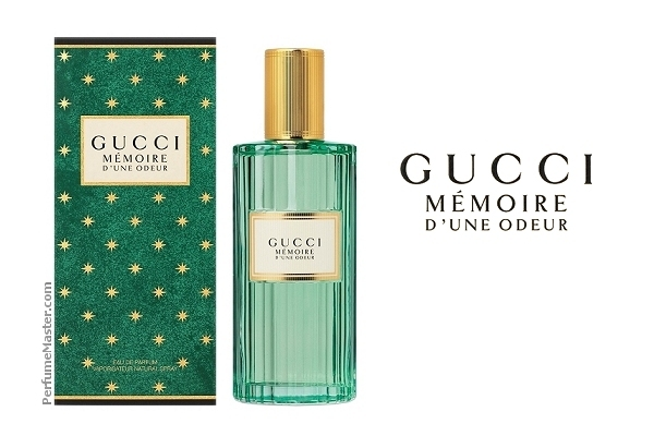 Gucci Memoire d'une Odeur New Fragrance