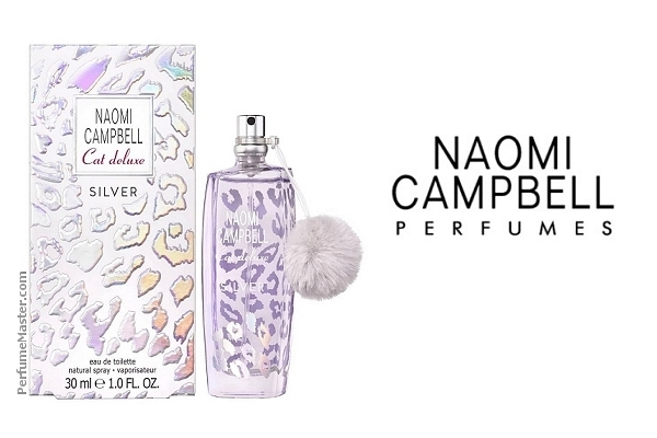 Naomi Campbell Cat Deluxe Silver New Perfume