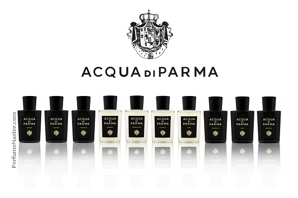 Acqua di Parma Signatures of the Sun Fragrances