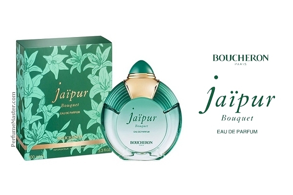 Boucheron Jaipur Bouquet New Perfume