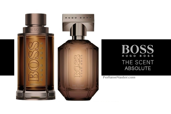 hugo boss the scent him