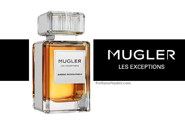 Mugler Les Exceptions Ambre Redoutable New Fragrance