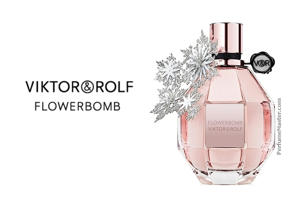 Viktor & Rolf Flowerbomb Limited Edition Holiday Bottle 2019
