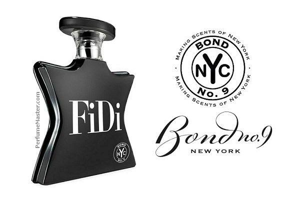 Bond No 9 FiDi New Fragrance