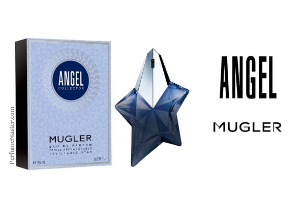 Mugler Angel Collector Refillable Star 2019 Holiday Edition