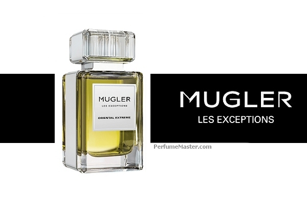 Mugler Les Exceptions Oriental Extreme New Perfume