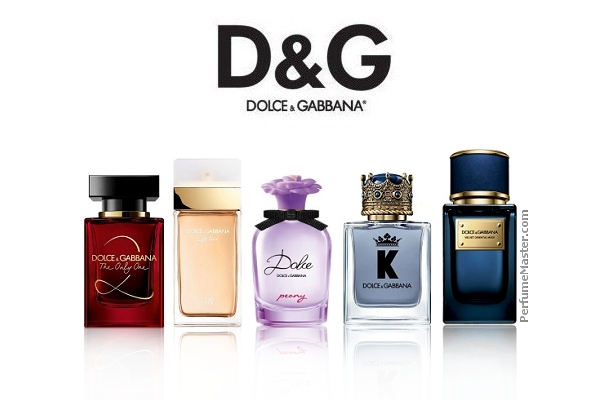 Dolce and Gabbana Perfumes 2019