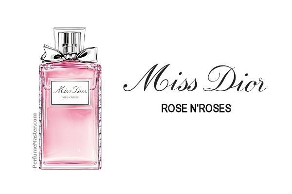 Miss Dior Rose N'Roses New Perfume