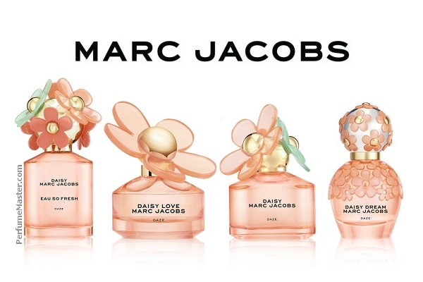 Marc Jacobs Daisy Daze Limited Edition Collection