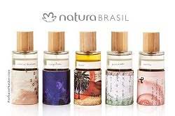 Natura Brasil New Collages Perfume Collection