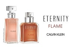 Calvin Klein Eternity Flame New Perfume Collection